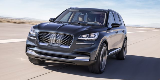 Lincoln's Three-Row Crossover Has as Much Horsepower as a New Corvette