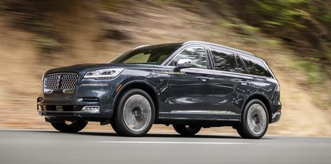 This Is Why the 2020 Lincoln Aviator Plug-In Hybrid Now Makes 494 HP