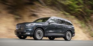 Lincoln Aviator Grand Touring plug-in hybrid