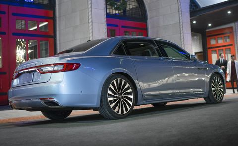 2020 Lincoln Continental Coach Door Edition Priced At 116 645