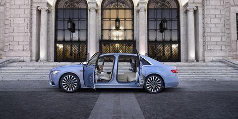 Land vehicle, Vehicle, Car, Luxury vehicle, Automotive design, Rim, Wheel, Mid-size car, Sedan, Architecture,
