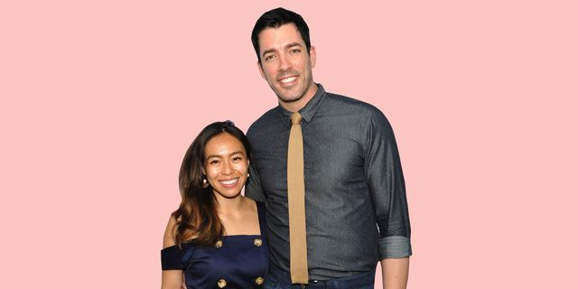 los angeles, ca   august 16  l r linda phan and drew scott attend mptf's annual nextgen summer party at paramount pictures on august 16, 2018 in los angeles, california  photo by john sciulligetty images for mptf