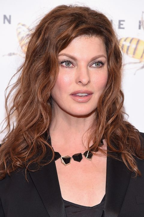new york, ny   june 17  linda evangelista, co chair of the fragrance foundation awards attends the 2015 fragrance foundation awards at alice tully hall at lincoln center on june 17, 2015 in new york city  photo by michael loccisanogetty images for fragrance foundation