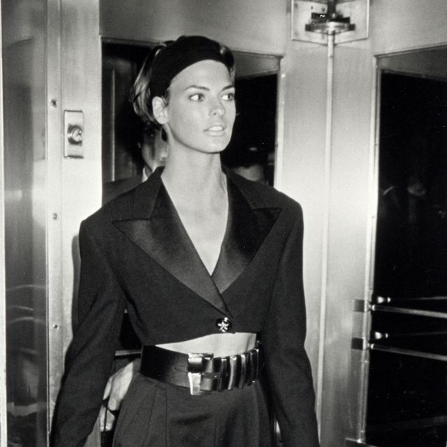 opening of gianni versace's store