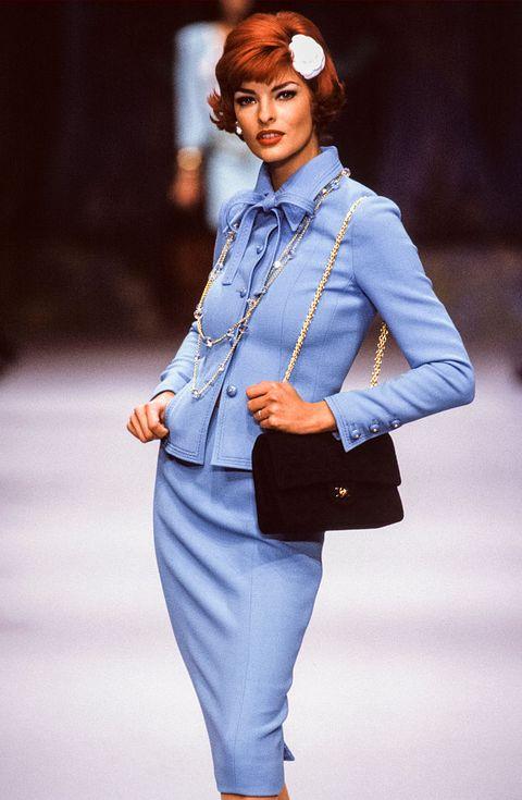 chanel   runway   ready to wear springsummer 1991 1992