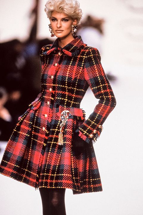 oscar de la renta   runway   ready to wear fallwinter 1991 1992