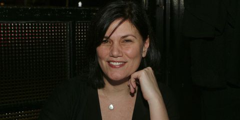 new york city, ny   february 22 linda fiorentino attends thank you for smoking after party at elaines on february 22, 2006 in new york city photo by christian grattanpatrick mcmullan via getty images