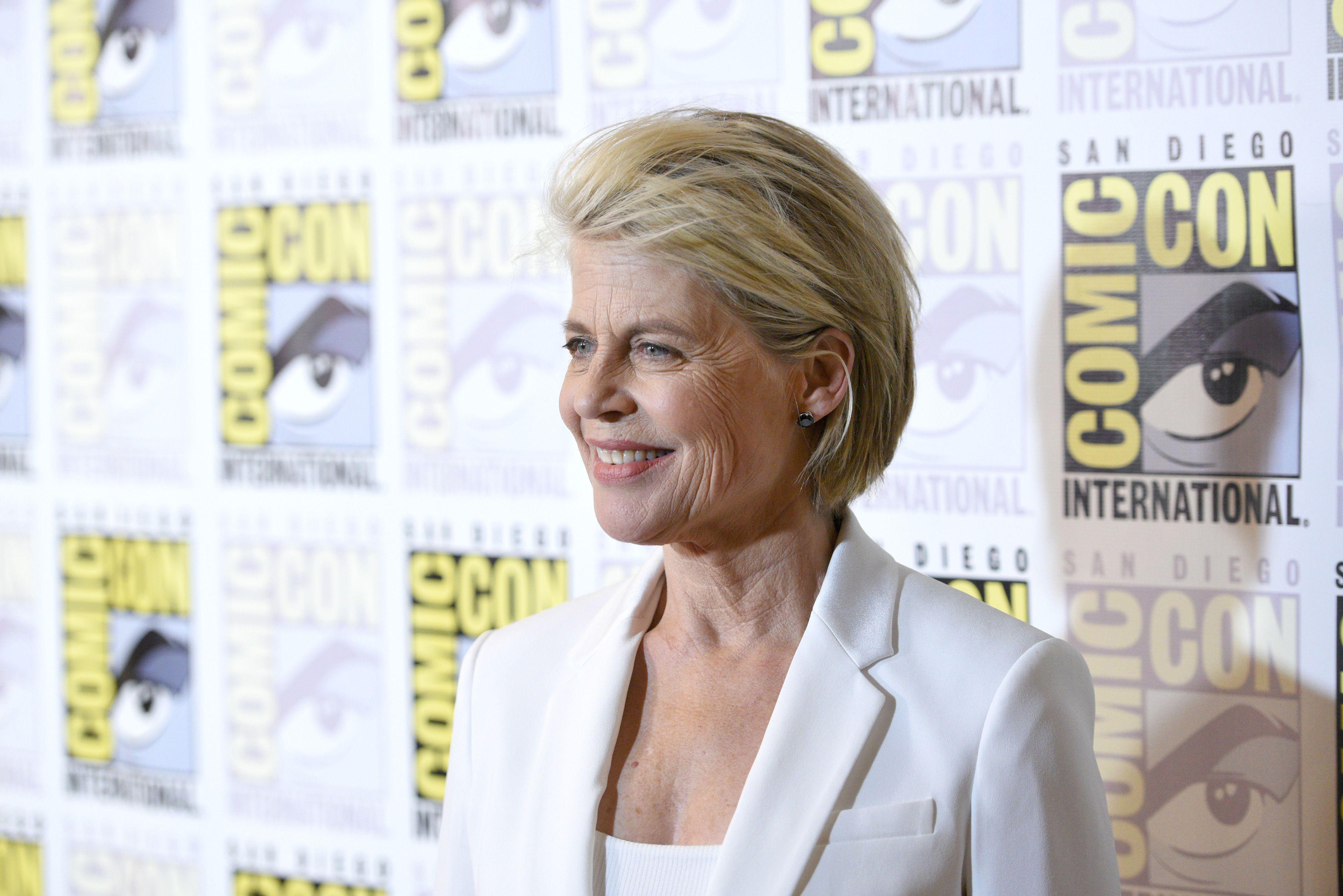 Terminator' Star Linda Hamilton Has Been Celibate for 15 Years