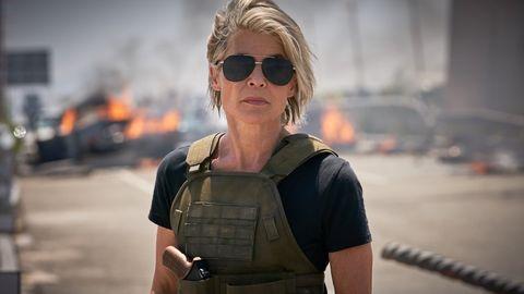 'Terminator: Destino oscuro': Linda Hamilton vs Sarah Connor