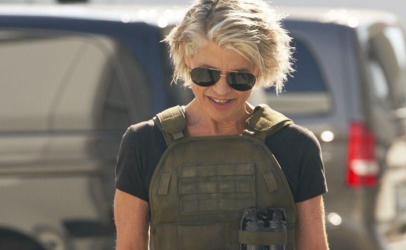 'Terminator 6: Destino Oscuro': el regreso de Sarah Connor