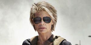 Terminator Destino Oscuro Linda Hamilton