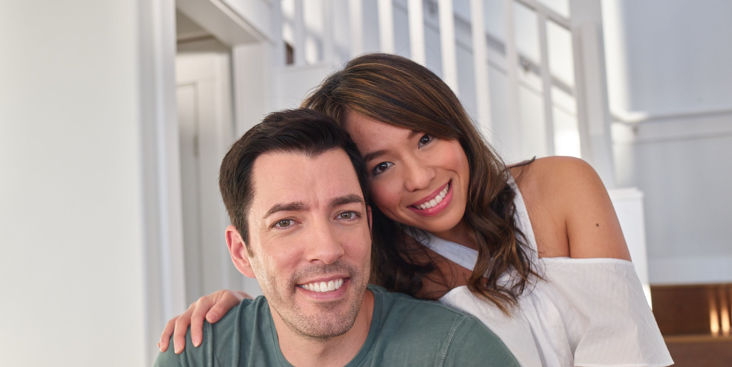 linda phan drew scott wife