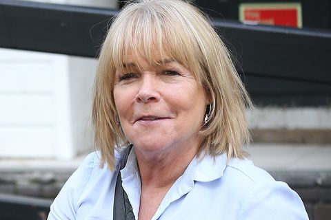 linda robson on holiday in italy
