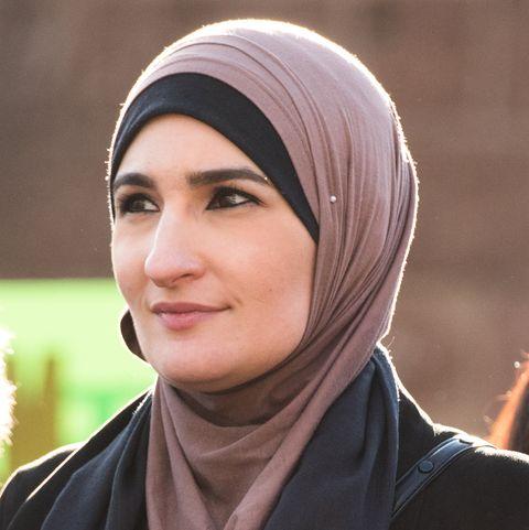 Demonstrators Protest Muslim Travel Ban In New York City