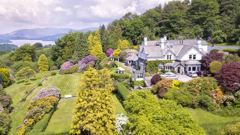 bed and breakfast in lake windermere