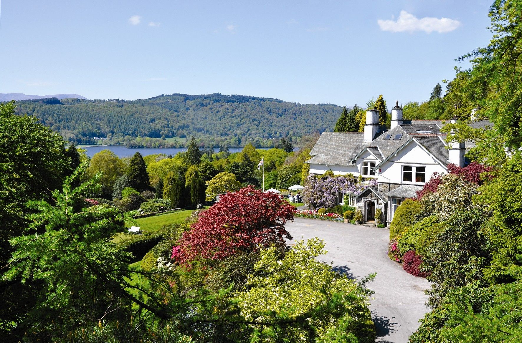The AA names the best B&Bs in the UK for 2019