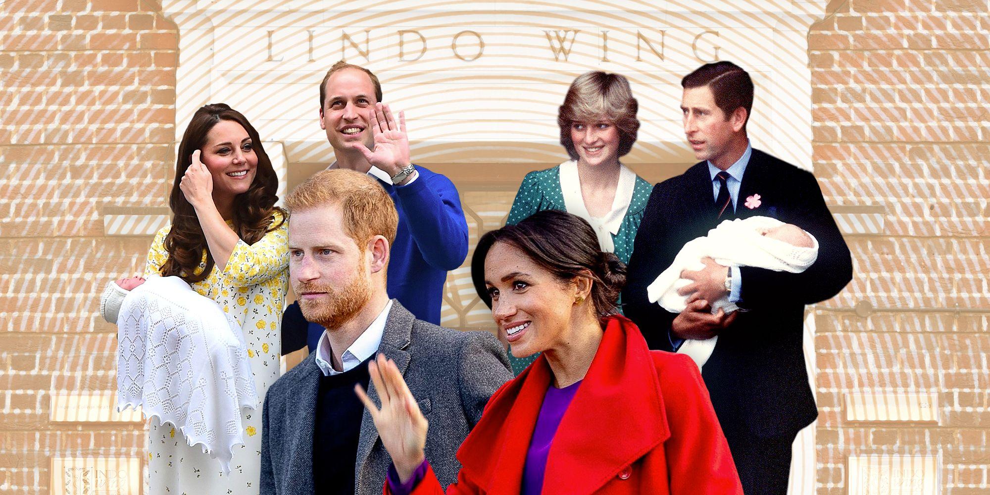 Prince Harry Meghan Markle Royal Baby Photo