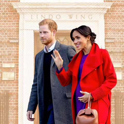 ca911e94244eb Where Meghan Markle Will Give Birth - Meghan Markle Royal Baby ...