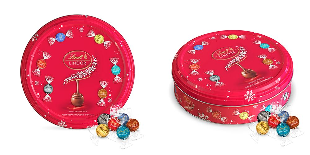 Lindt Christmas 2020 Lindor Sharing Tins Have Landed In Supermarkets
