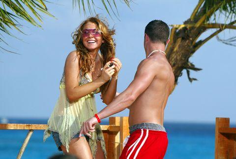 MTV 2004 Spring Break In Cancun