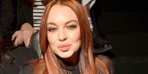 Lindsay Lohan y sus labios