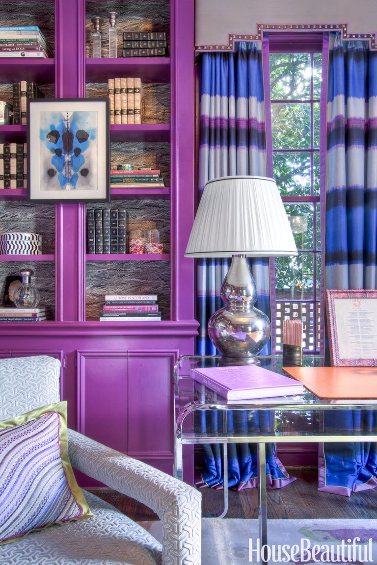 Violet Room Design: 20 Best Purple Rooms And Decor