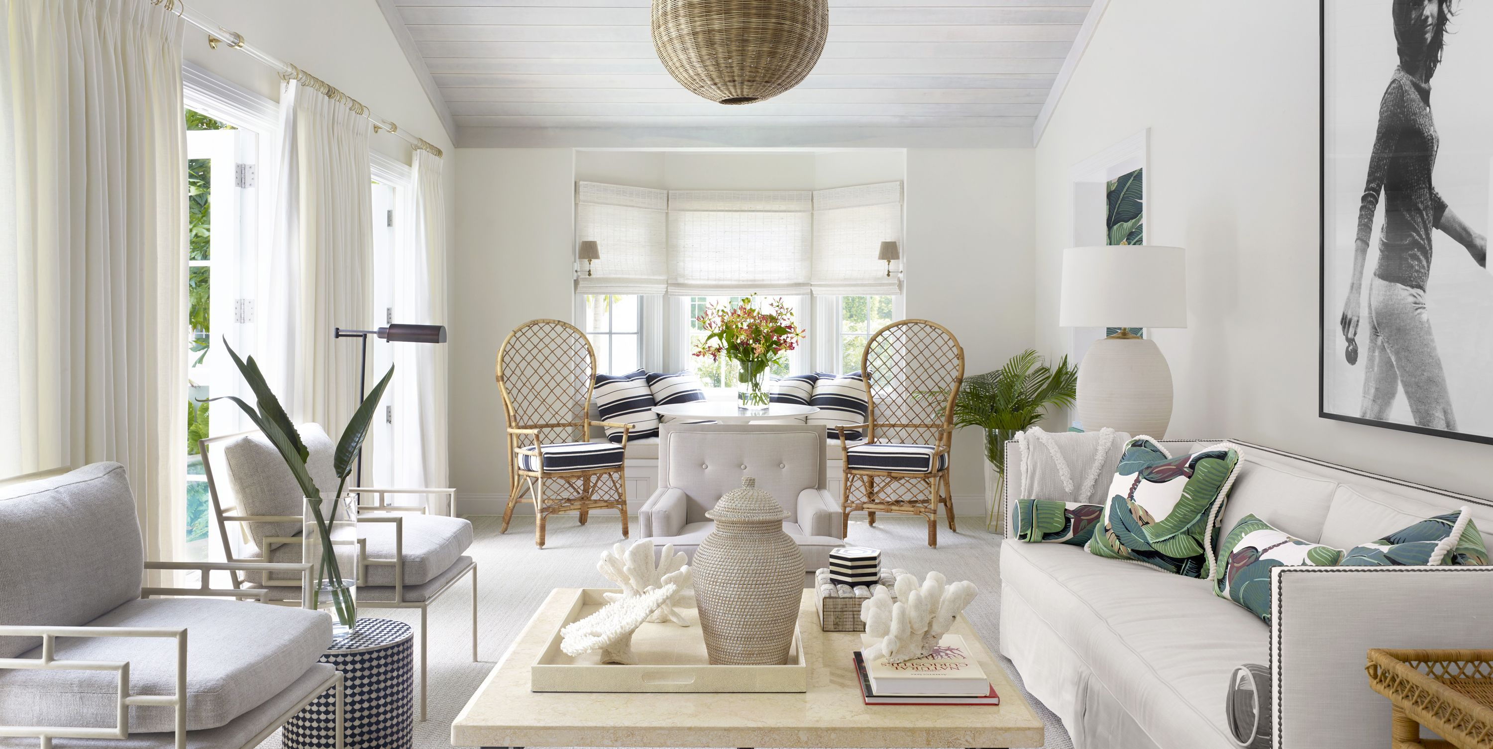 This Bright Florida Bungalow Will Have You Dreaming of Beach Days