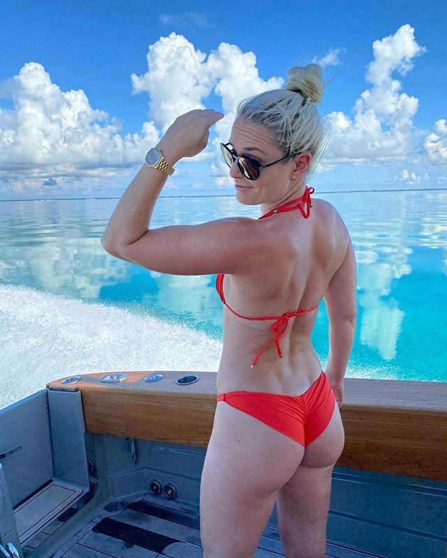 Lindsey Vonn Butt