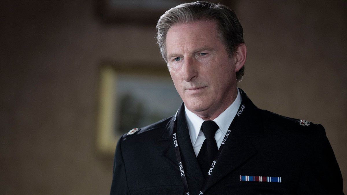 Line of Duty is back! So here are the most Ted Hastings one