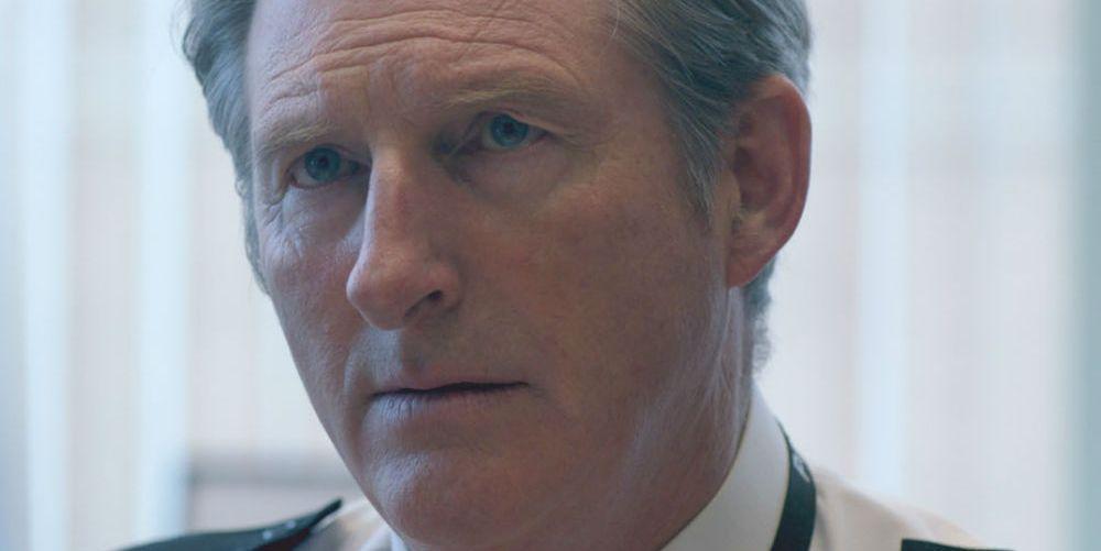 Ted Hastings (Adrian Dunbar) in Line of Duty