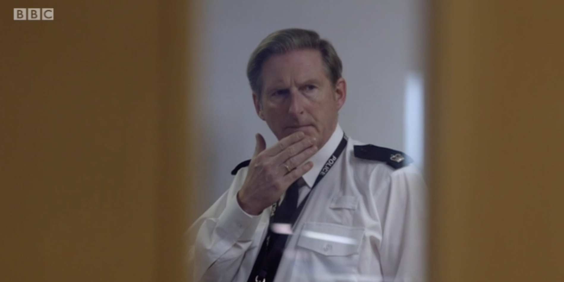 Line Of Duty Teases Ted Hastings As Bent Copper