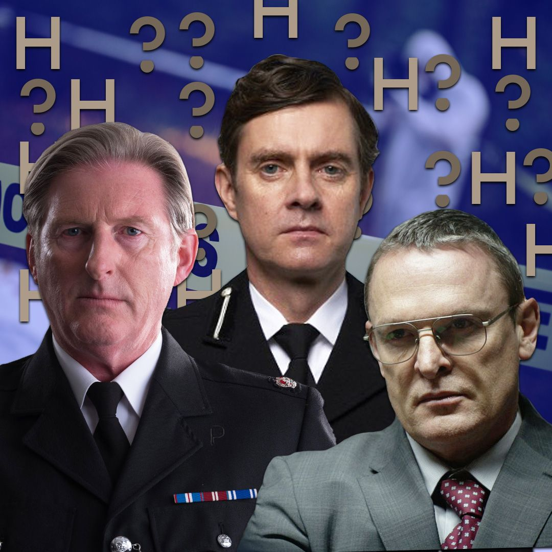 Line Of Dutys H Suspects Hastings Hargreaves And More Candidates To Be No 1 Bent Copper