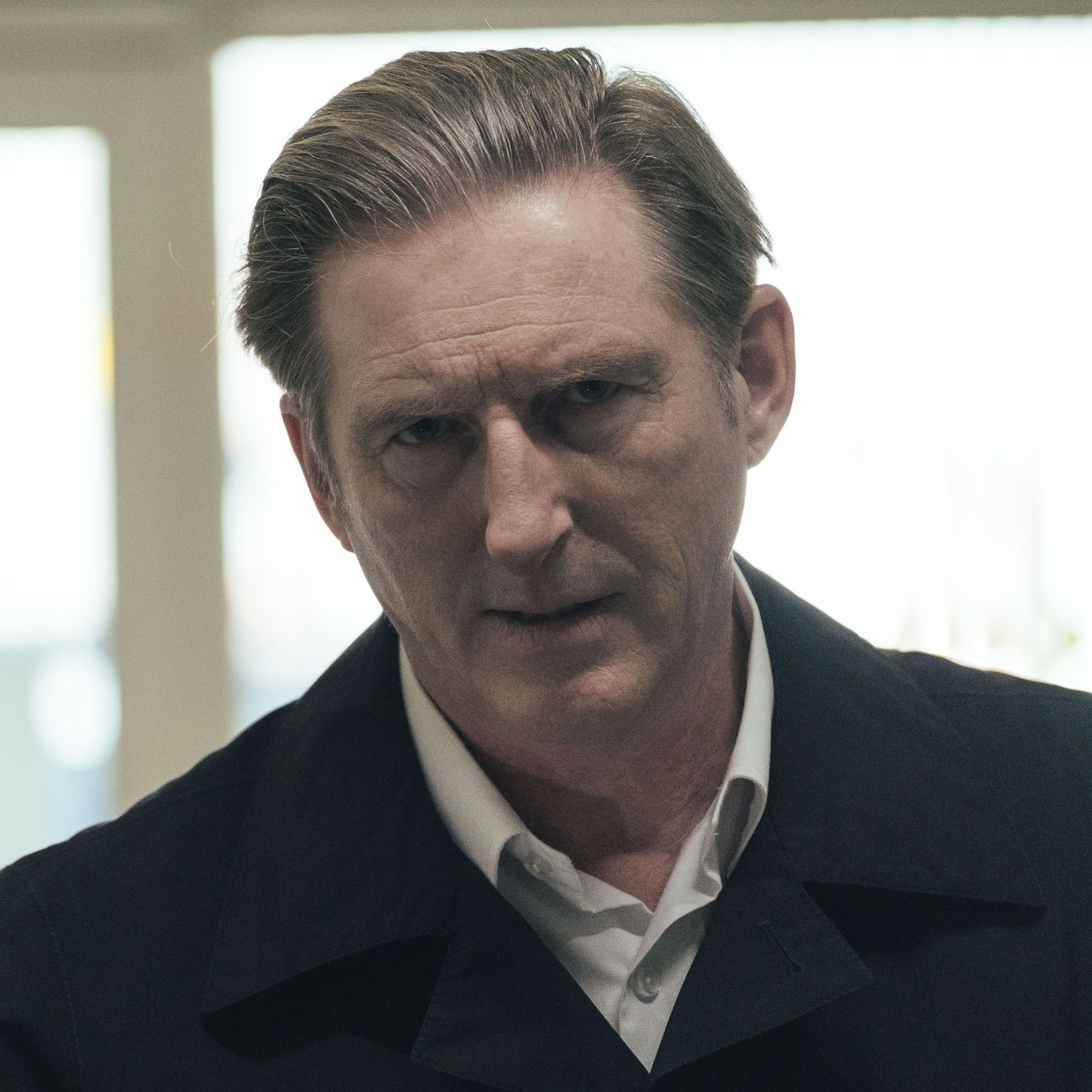 Line Of Duty Season  Is Ted Hastings H Or Is He Keeping An Even Darker Secret