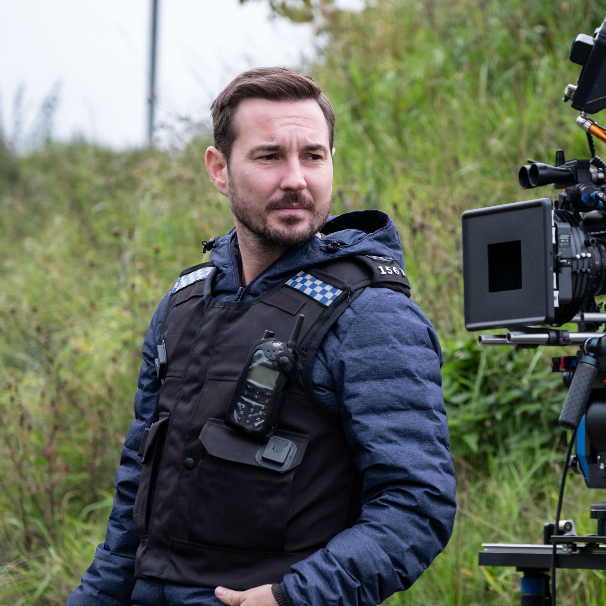 Line of Duty's Martin Compston and EastEnders' Laurie Brett join cast of new crime thriller Traces