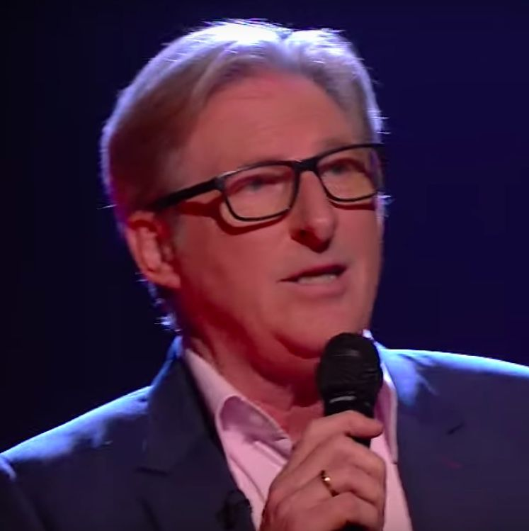 Line of Duty's Adrian Dunbar surprises Ireland's Late Late Show audience with a live performance