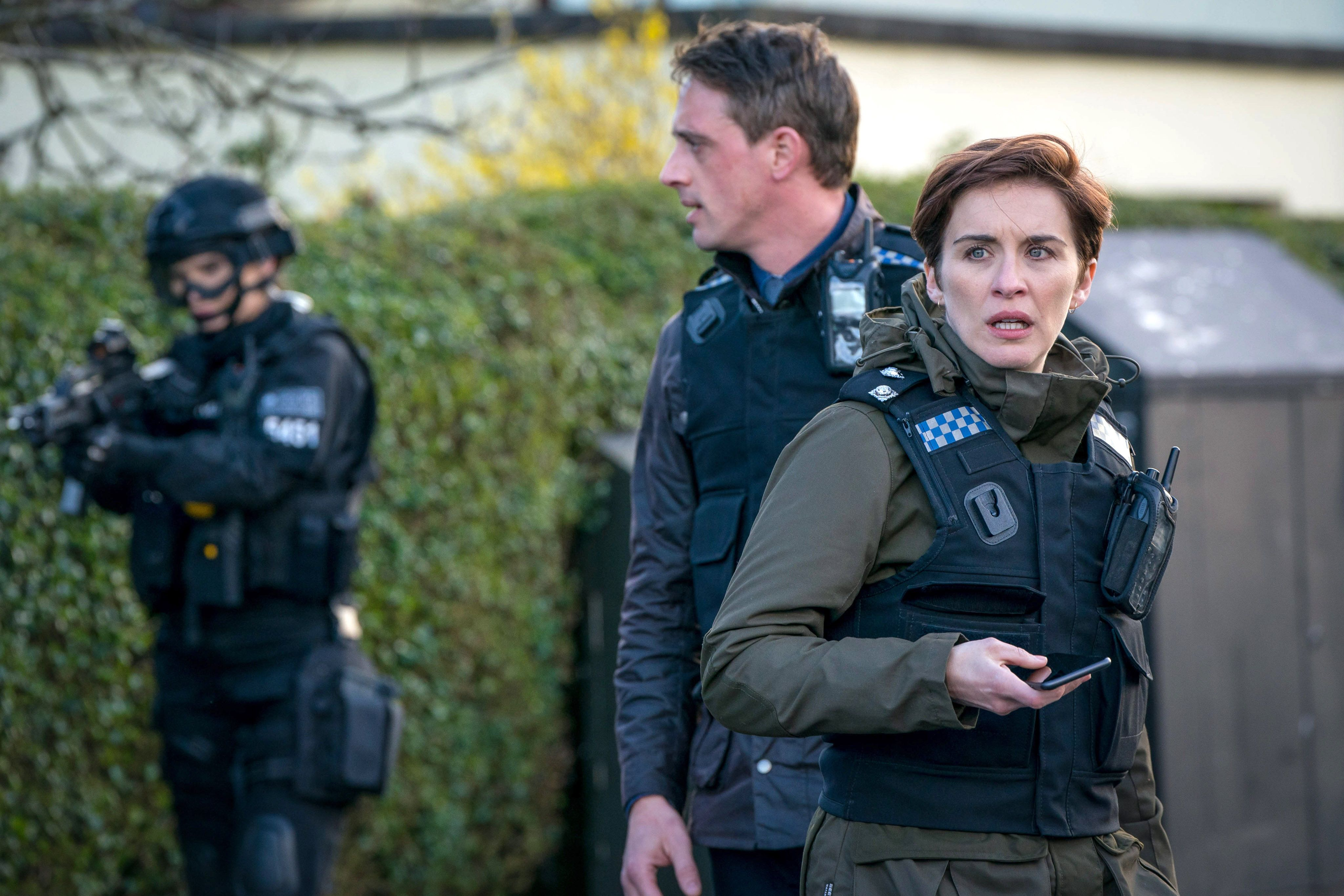 """Line of Duty's Vicky McClure on """"biggest changes"""" making series 6"""