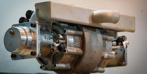 motor combustión hidrógeno