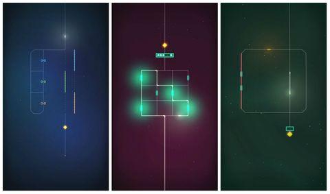 Green, Light, Lighting, Line, Design, Pattern, Rectangle, Symmetry,