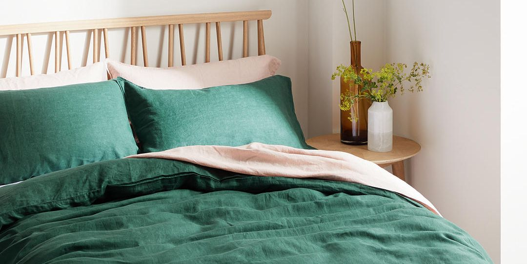 The best linen bedding sets for your bedroom