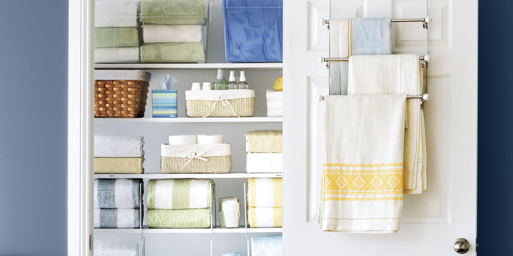 Linen Closet Organization Ideas How To Organize Your Linen