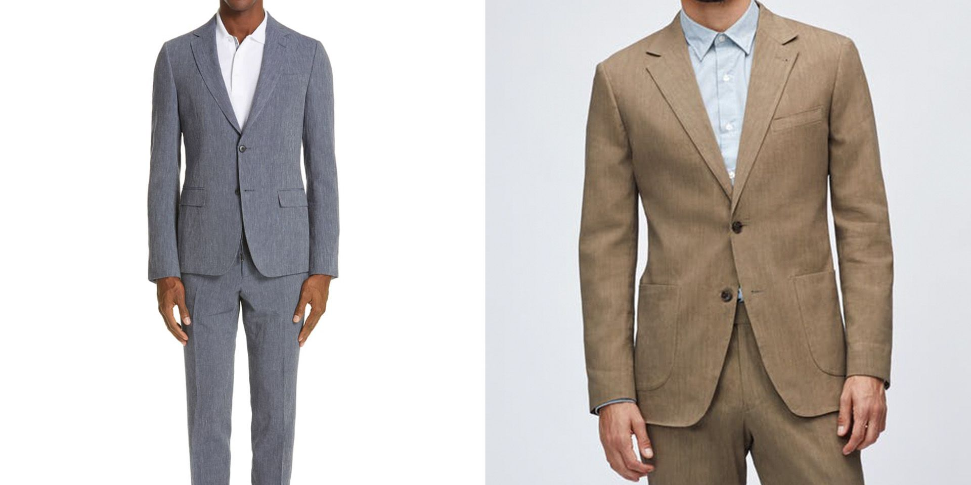 It's High Time You Bought a Linen Suit