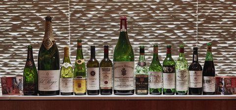 Exclusive wines at the Primum Familae Vini event at Le Bernardin