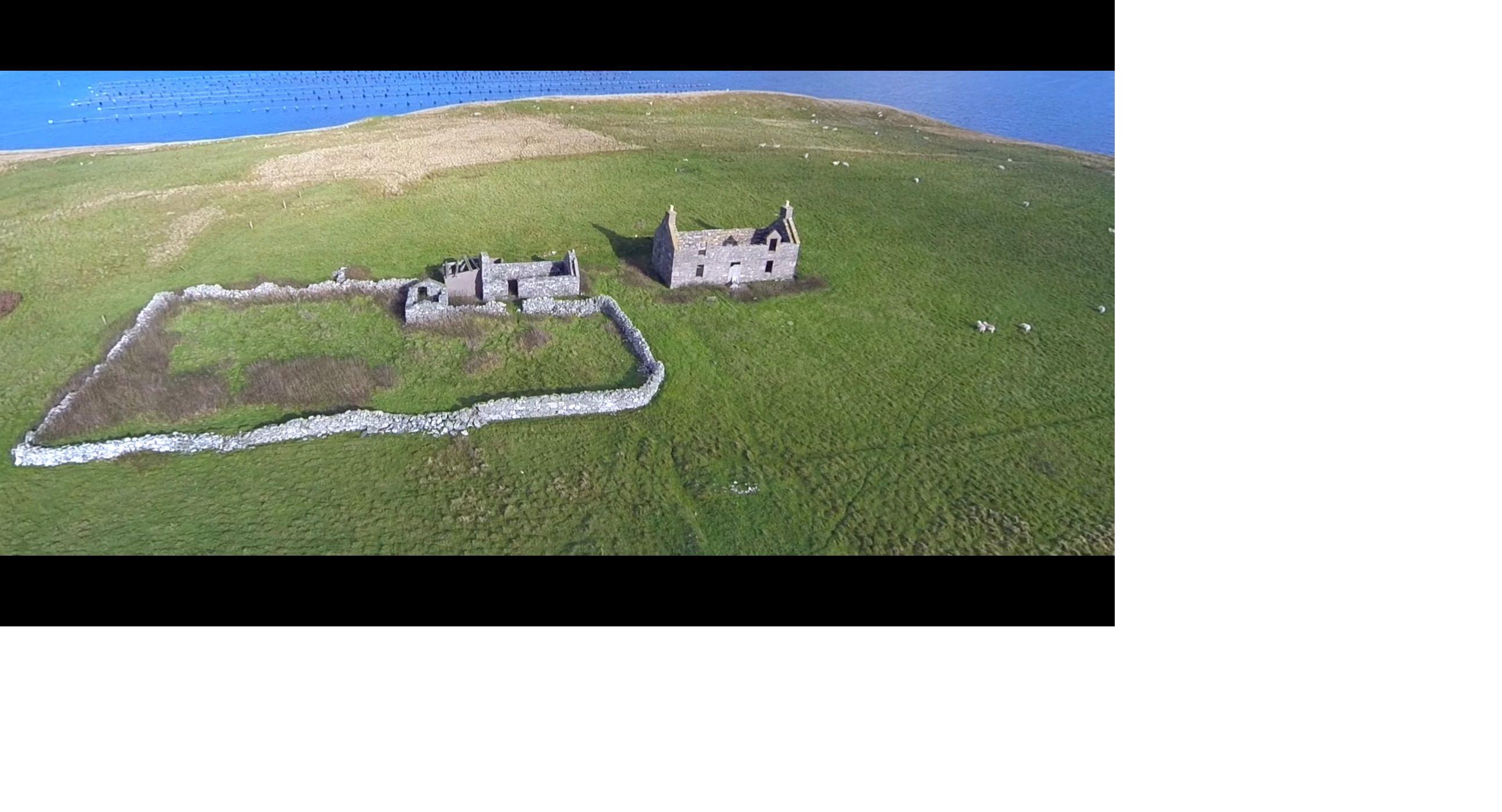 Molla tutto e compra quest'isola in Scozia