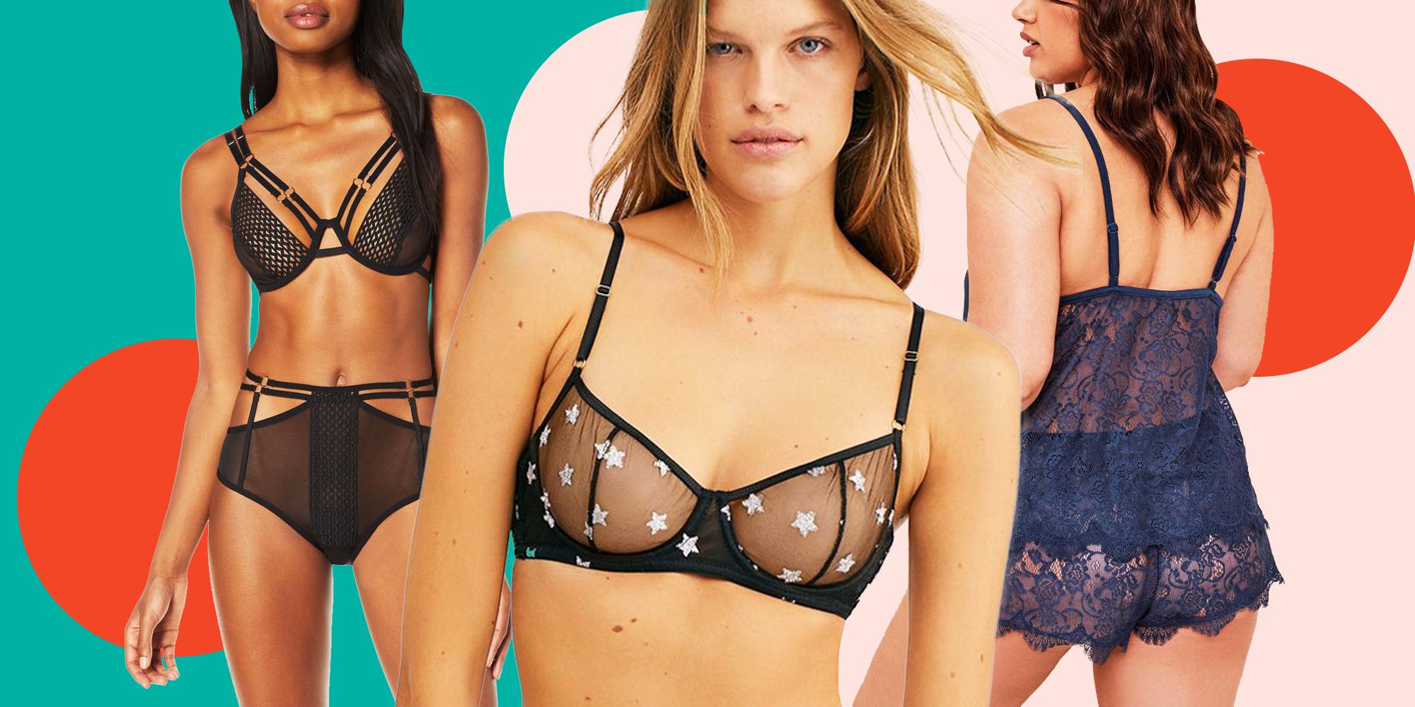 Sexy-Lingerie For Womens Lace Babydoll Sleepwear Underwear Valentine/'s Gift