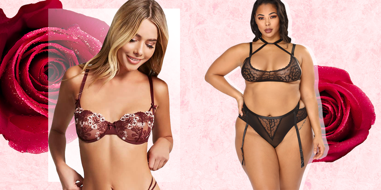 15 Saucy Valentineu0027s Day Lingerie Looks For $20 And Under