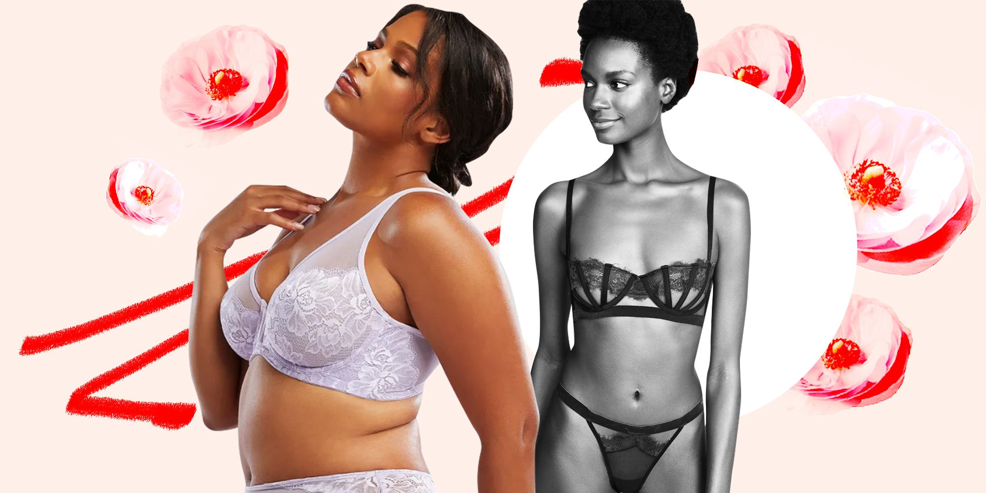 25 Lingerie Brands That'll Make You Feel Sexy, Cute, Comfy (Or All of the Above)