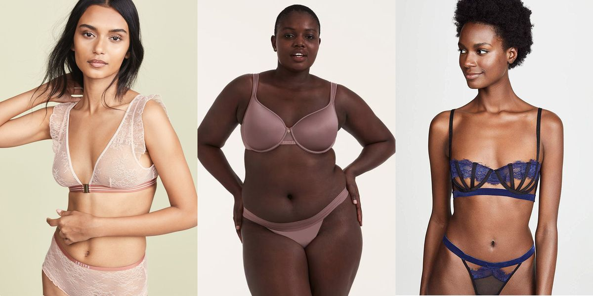 7e4f5921b0a49 These Are the Lingerie Brands You Absolutely Need to Know About