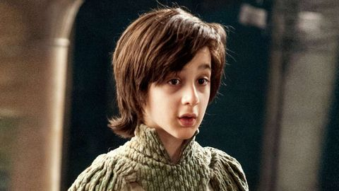 Lino Facioli as Robin Arryn in Game of Thrones