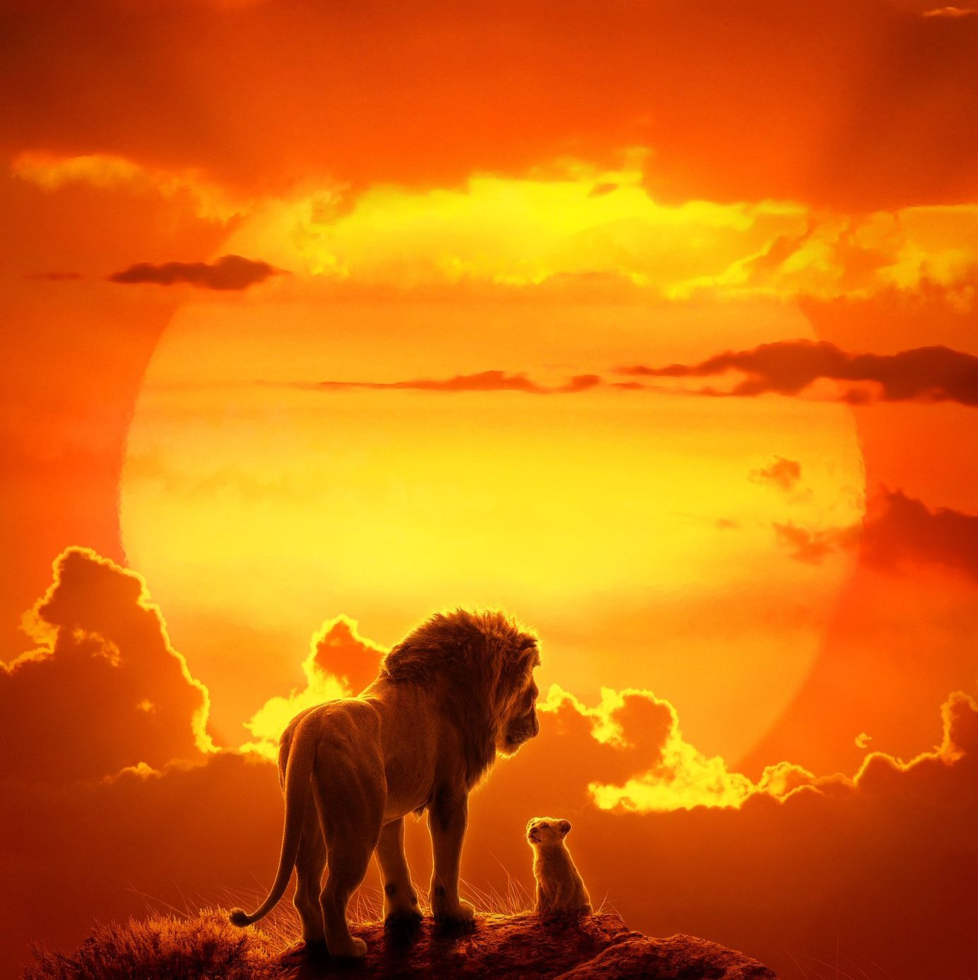 """Lion King director says the story will be told in a """"different way"""" to the original"""