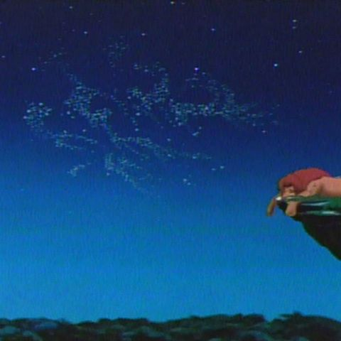 Sex in the clouds of lion king
